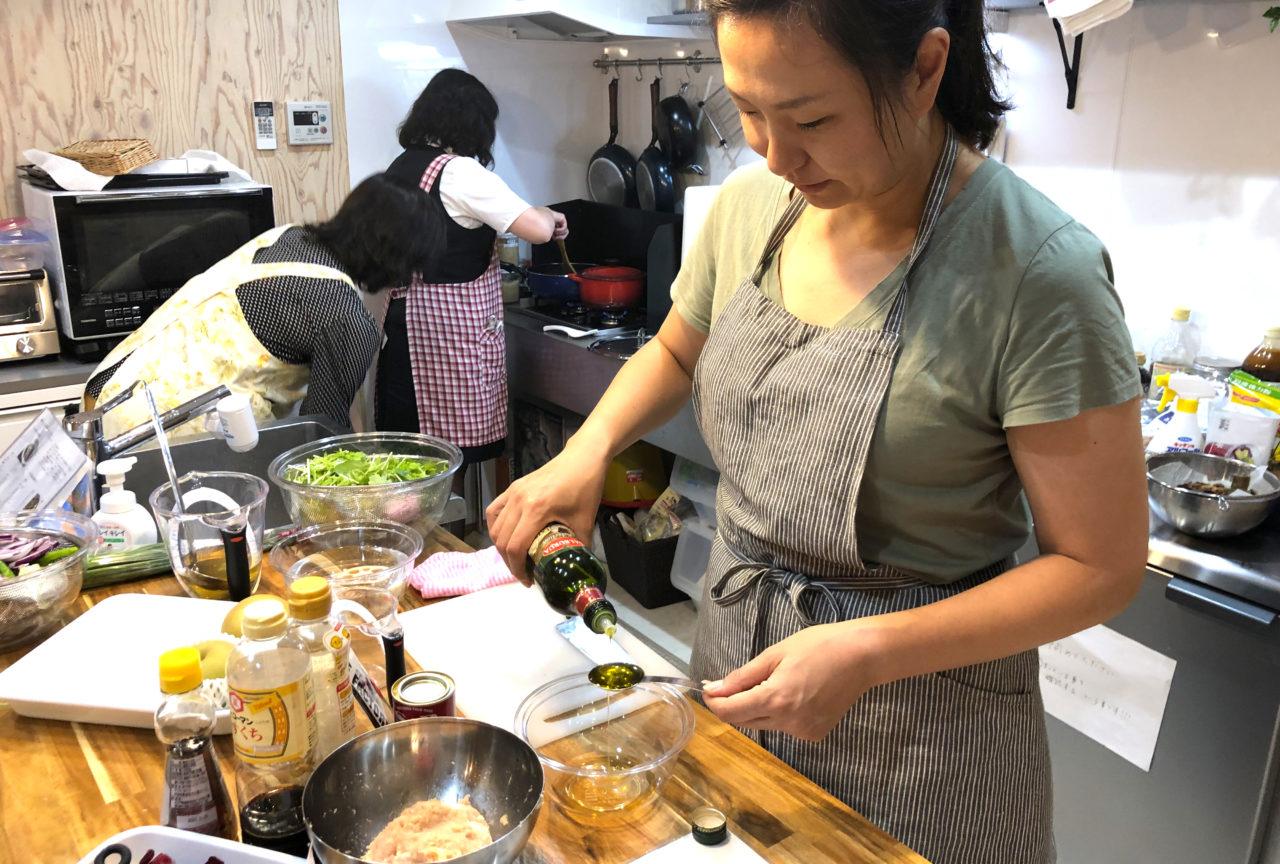 つくばのパーソナルトレーニング×料理教室のお店/マンマビレッジ