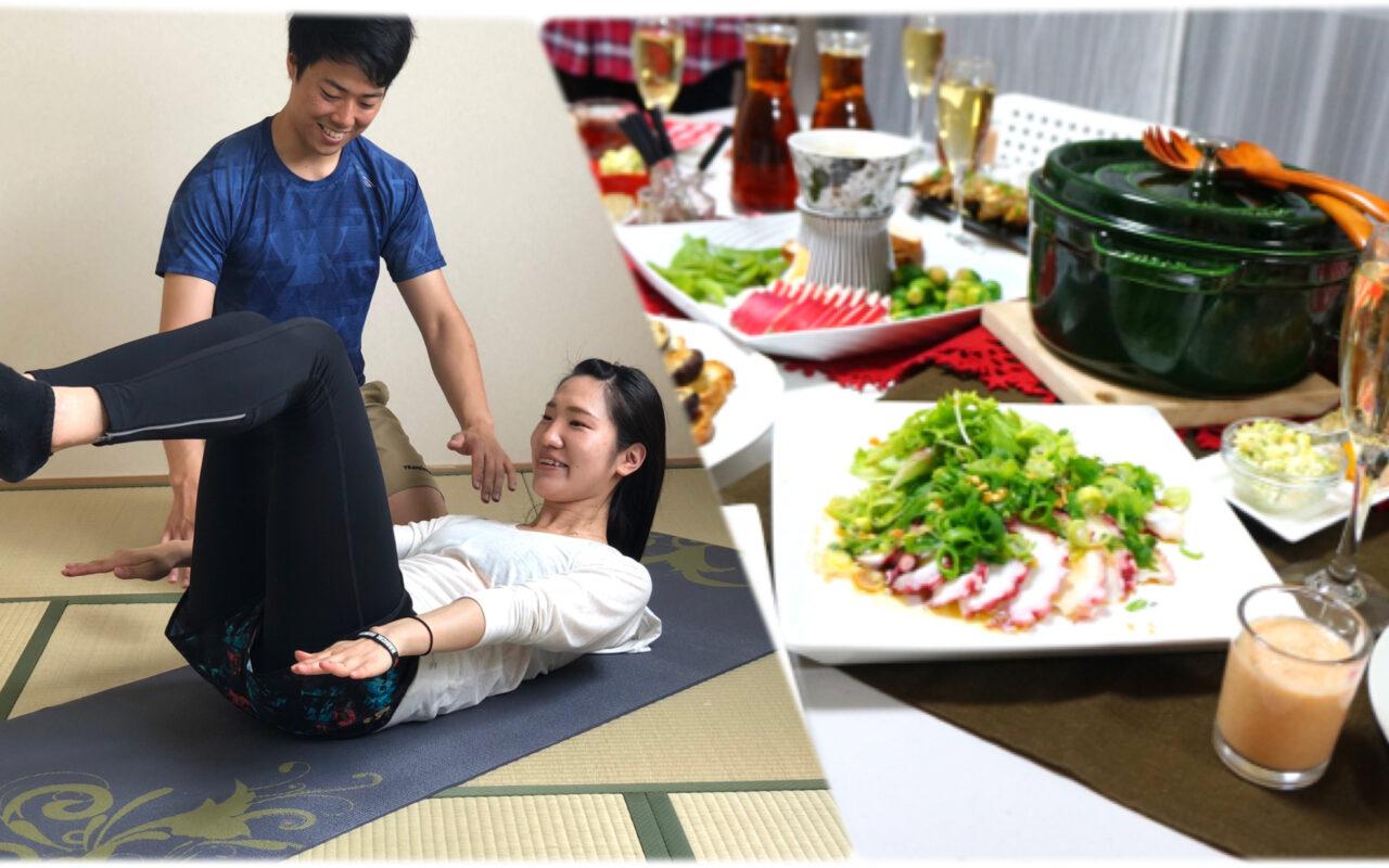 マンマビレッジトップ画像/パーソナルトレーニングと料理教室の写真